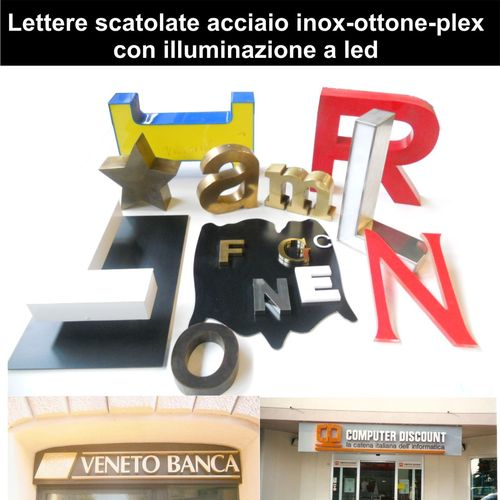Lettere Scatolate